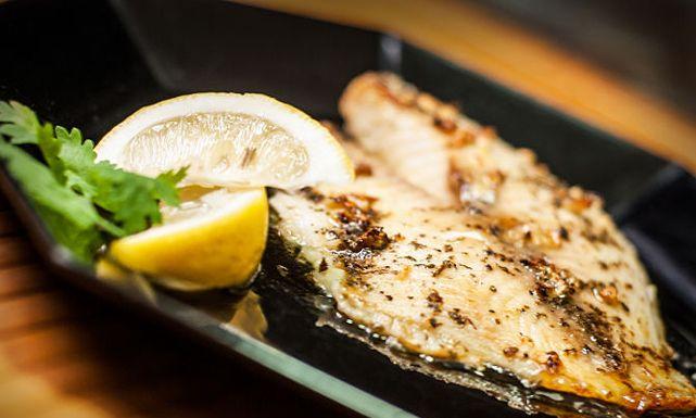 طريقة عمل سمك فيليه مشوي Recipe Baked Fish Fillet Baked Tilapia Cooking