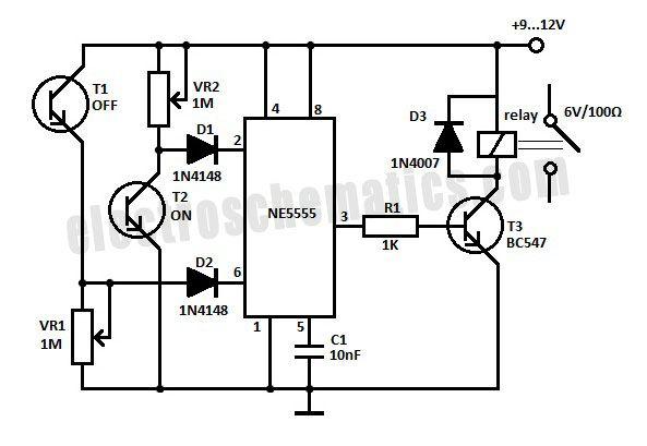 Remote Control Light Switch Circuit Remote Control Light Remote