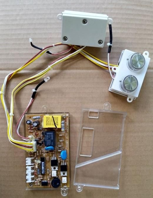 Breville Main Pcb Circuit Board Suit Coffee Maker Bes820/110 Bes820 ...