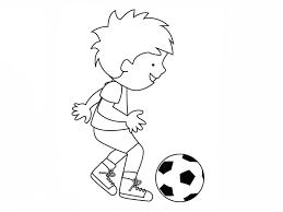 Resultado De Imagen De Plantillas Para Pintar Camisetas Dibujo De Ninos Jugando Nino Jugando Futbol Ninos Jugando