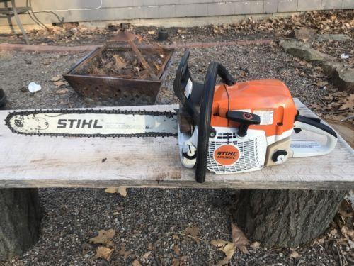 Stihl Ms362c Chainsaw Lightly Used 20â Bar Ships Fast 036 Ms360 361