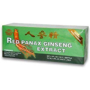 Red Panax Ginseng (ginsing) Extract - 30 Vails by Asian Zing. $12.49. 30 individual servings. Great for mental health, immune system, and energy!. Save 17%!