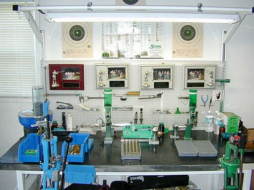 Electric Powder Measure Thoughs With Images Reloading Bench Reloading Room Reloading Equipment