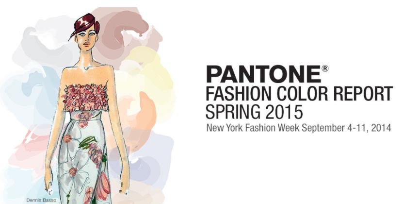 Pretty in Pink: COLOR ALERT: SS2015 Terminó la semana de la moda en Nueva York y Pantone lanzó su top ten en colores para la primavera 2015. Aquí las colecciones de diferentes diseñadores con los colores de temporada!