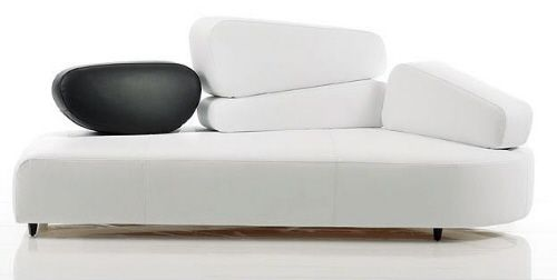 Mosspink Sofa Ultra Modern Seating Design From Brühl