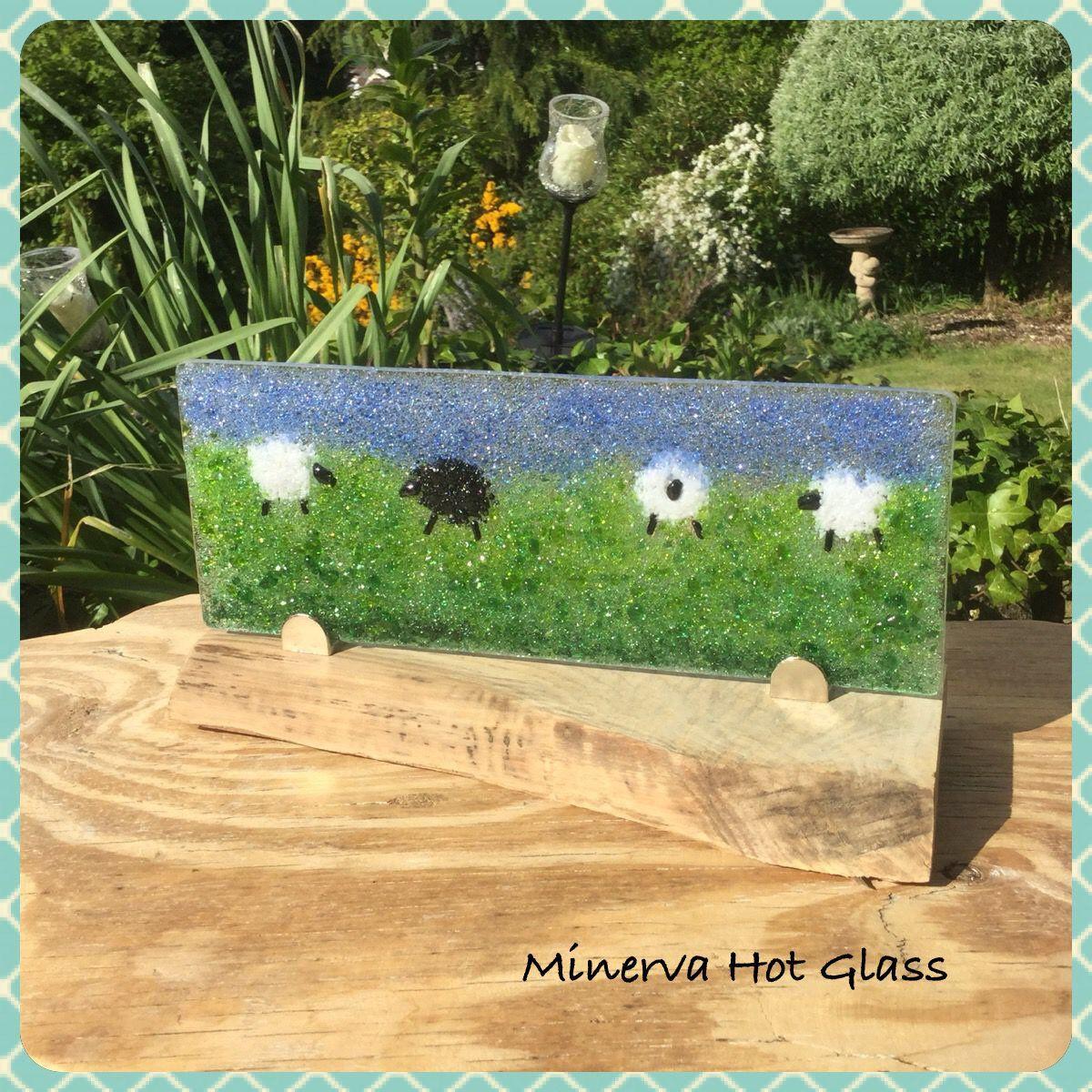 Figurines Handmade Products Gl Sheep Art Home