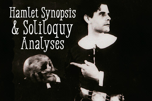Hamlet S Synopsi Analysi And All Seven Soliloquie Lesson Plan Synopsis Essay Short Summary Of