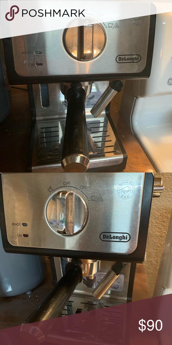 Espresso Cappuccino Machine With Steam Wand Delonghi Espresso Machine With A Steam Wand Make Fancy Drinks You Cappuccino Machine Fancy Drinks Espresso Machine Espresso machine with steam wand