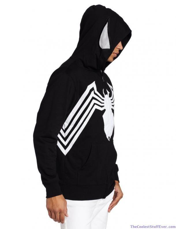 Spider-Man Venom Hoodie