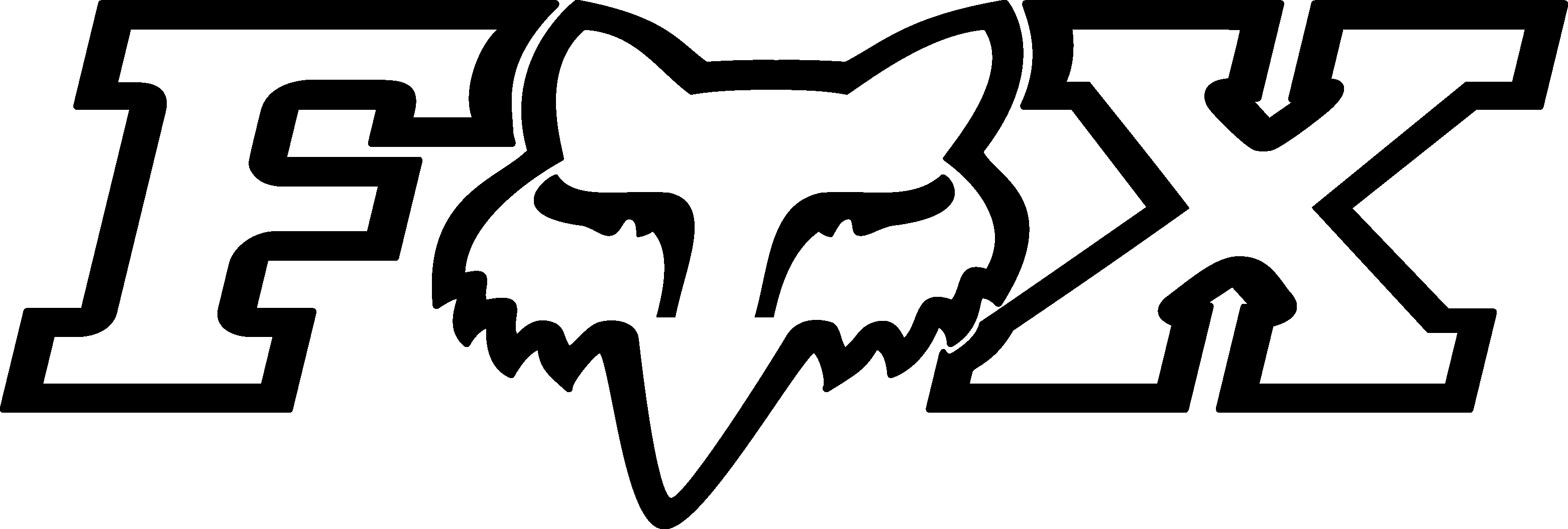 Fox Racing Logo Vector Eps Free Download Logo Icons