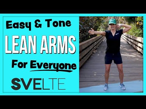 Tone Your Arms with this Easy Workout - Svelte Training