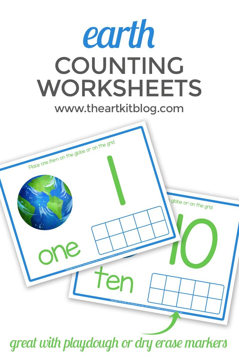 Earth Day Counting Worksheets Free Printable Pack Earth Day Activities Earth Day Worksheets Earth Activities [ 1200 x 800 Pixel ]