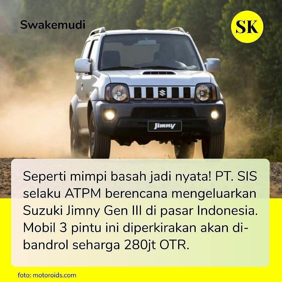 Mobil 3 Pintu Adalah Varian Mobil Yg Langka Ada Di Indonesia Belum Lg 3 Pintu Yg Bisa Diajak Offroad Kecil Dan Tidak Diatas 500jt Jika Kita Offroad 4x4 Mobil
