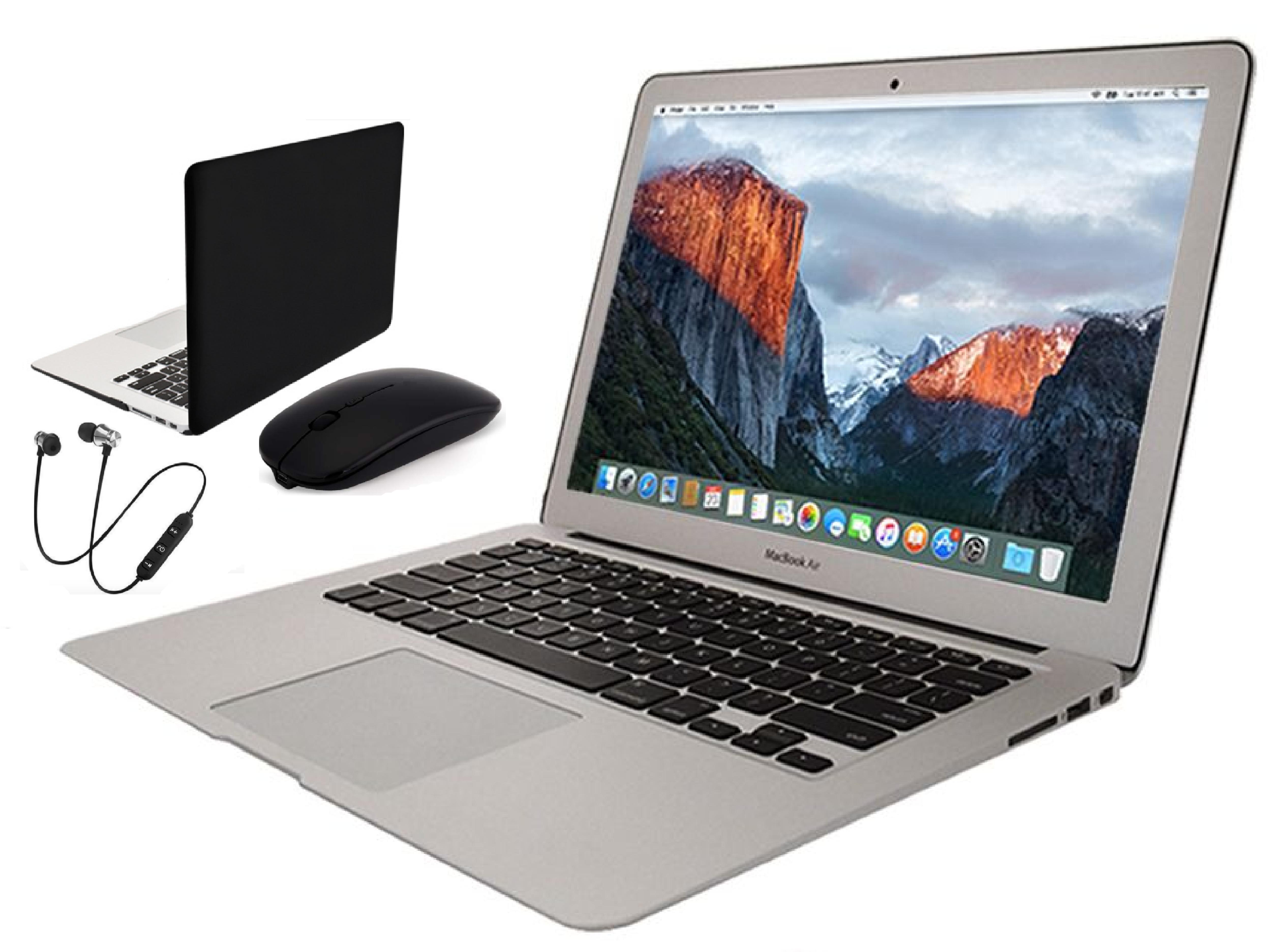 Apple Macbook Air Bundle 11 6 Inch Retina Display 4gb Ram 128gb Ssd Includes Wireless Headset Generic Case Bluetooth Mouse 1 Year Warranty Refurbish In 2021 Apple Macbook Apple Macbook Air Macbook