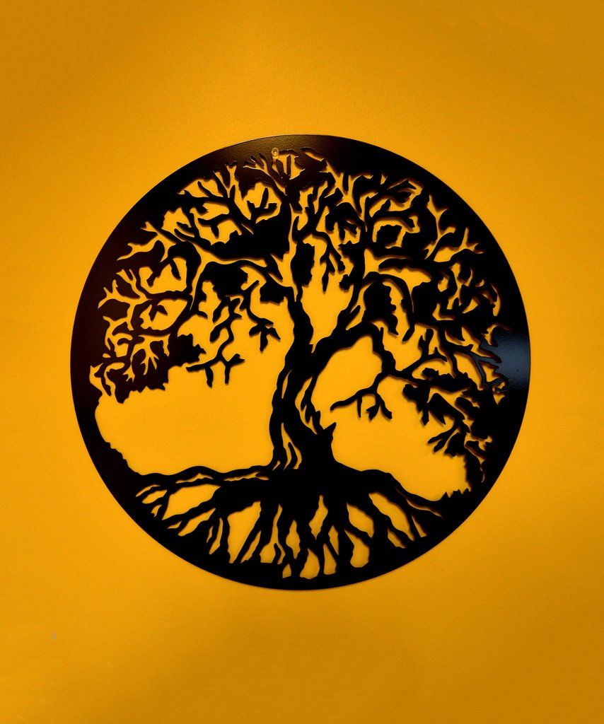 Tree of Life Metal Wall Art – CustomMetalWorx | Metal Wall Art ...