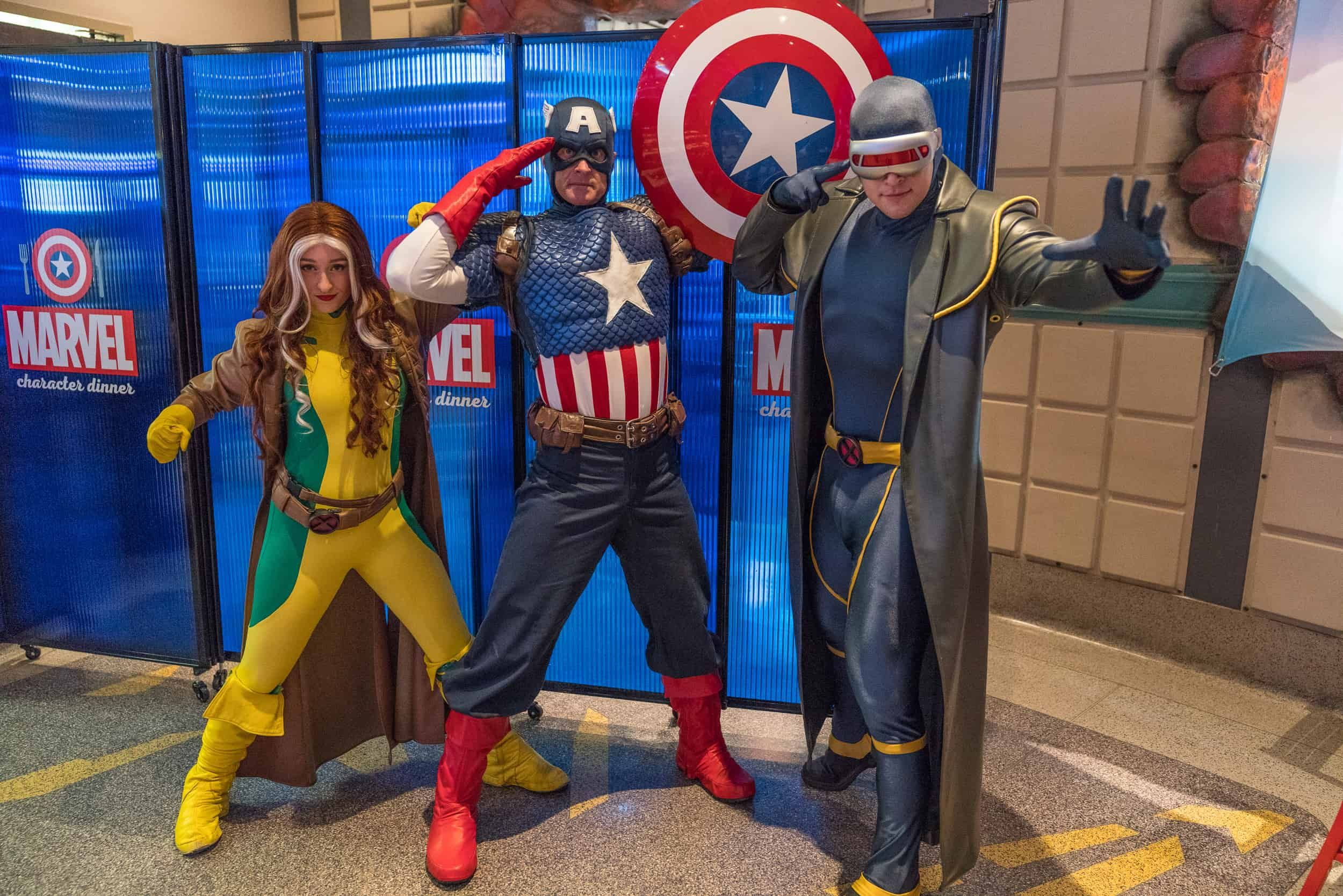 Everything You Need To Know About Islands Of Adventure S First Ever Premium Charac Universal Islands Of Adventure Island Of Adventure Orlando Marvel Characters