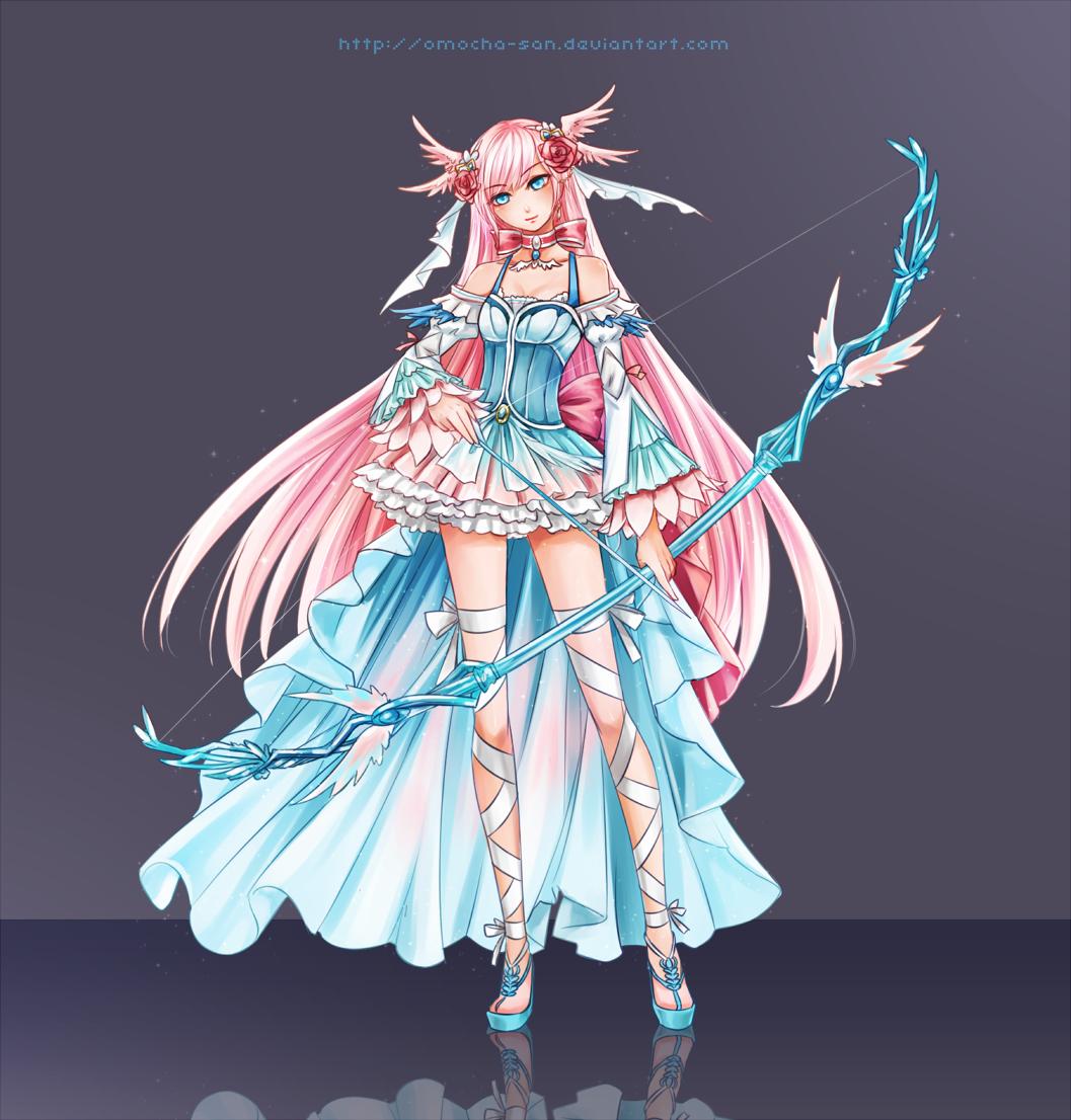 Commission: Haven by omocha-san.deviantart.com on @deviantART