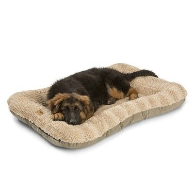 Heyday Dog Bed With Microsuede Technology L West Paw Olive