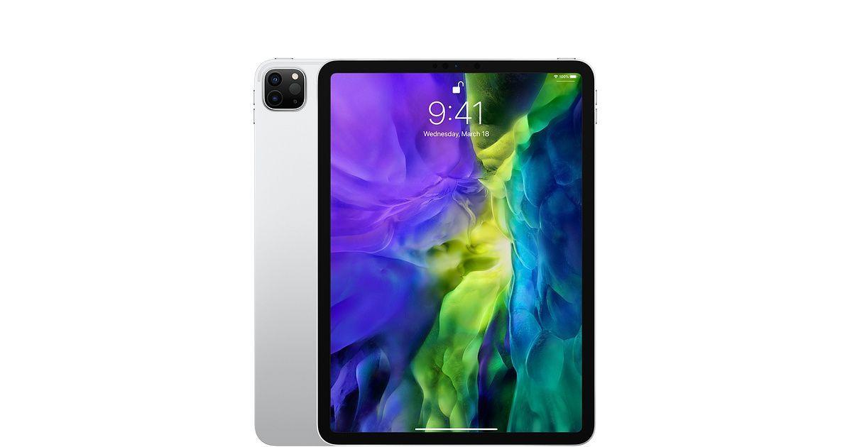 11-inch iPadPro Wi‑Fi 256GB - Silver