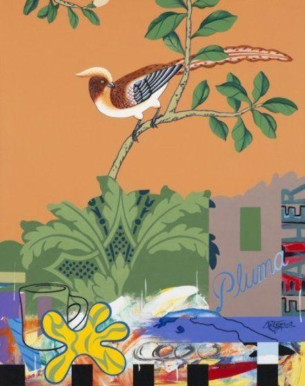Pluma-Feather 2008 by Rick Garcia