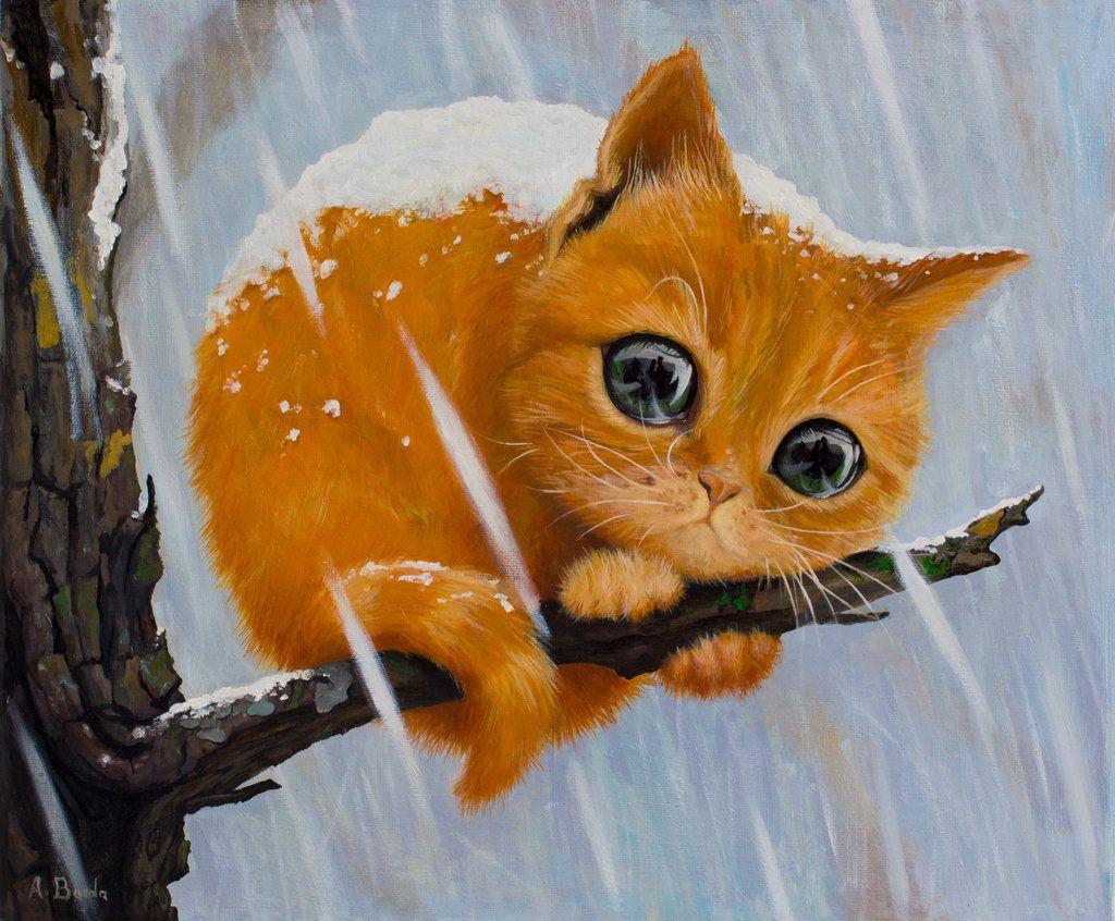Best Oil Paintings (13) #OilPaintingCat