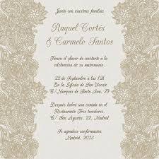 Resultado De Imagen Para Invitaciones De Boda En Espanol Texto Family Parties Party Women