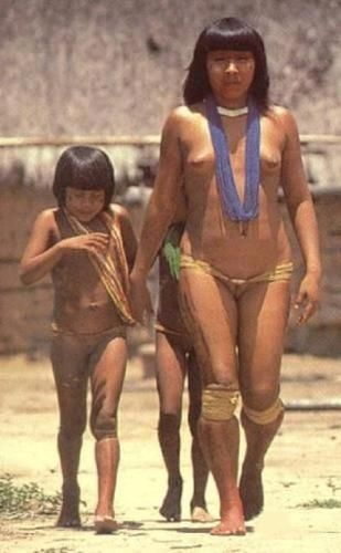 Really. agree Yawalapiti tribe women nude join
