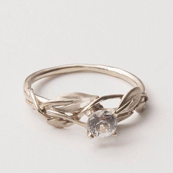 Pin By Caitlyn Riley On Wedding Leaf Engagement Ring Wedding Rings Engagement Rings