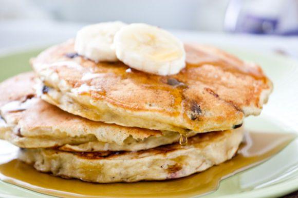 The Perfect Brunch Treat: Banana Pancakes