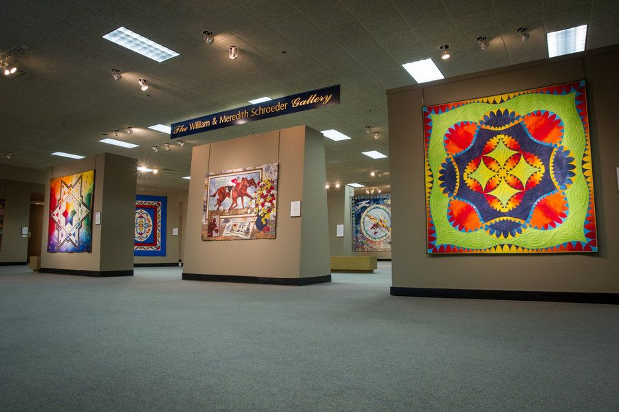 The South S Best Museums National Quilt Museum Museum My Old Kentucky Home