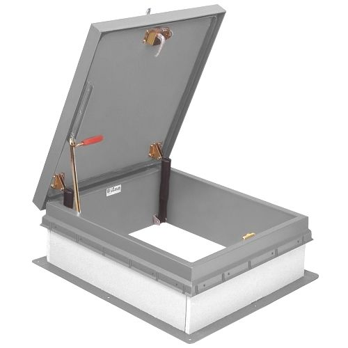 Bilco S 50 36 In X 30 In Roof Hatch Aluminum Roof