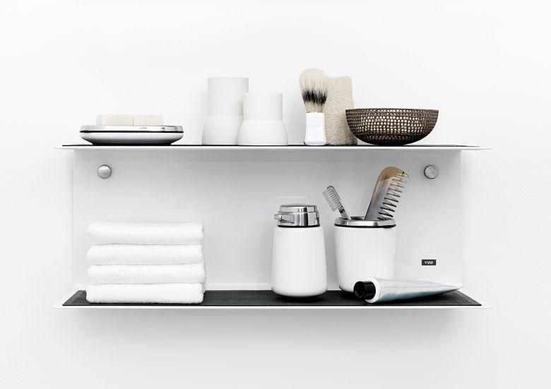 Kokkenprodukter Hylde Large Regal Design Badezimmer Regal Regal