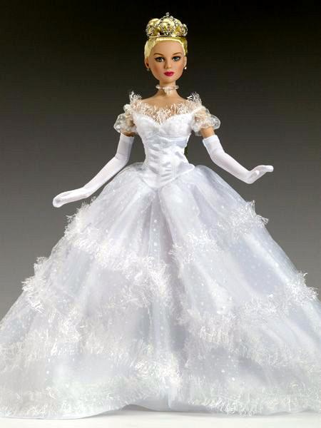 Cinderella bride doll. #bridedolls Cinderella bride doll. #bridedolls