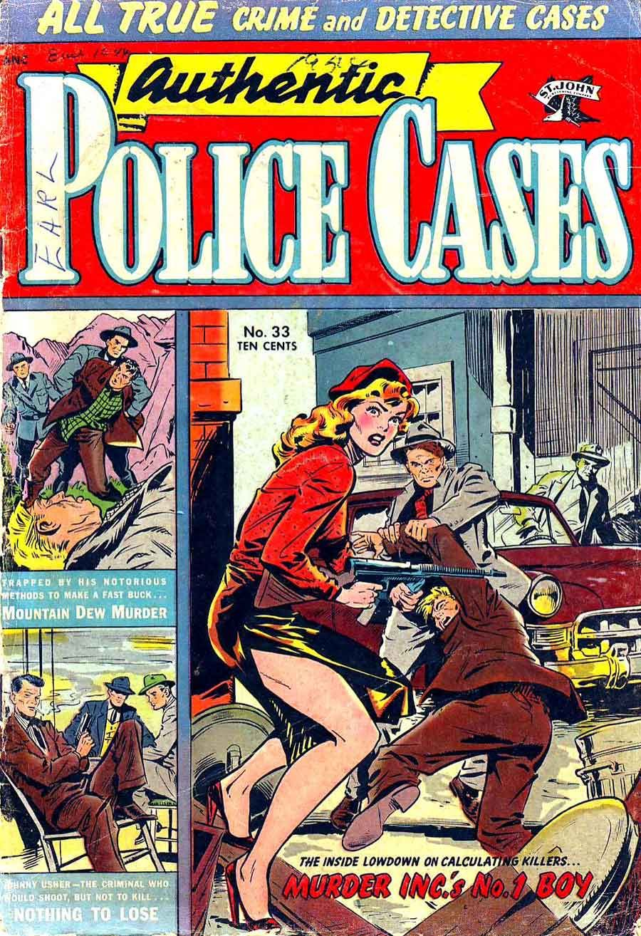 Matt Baker Comics