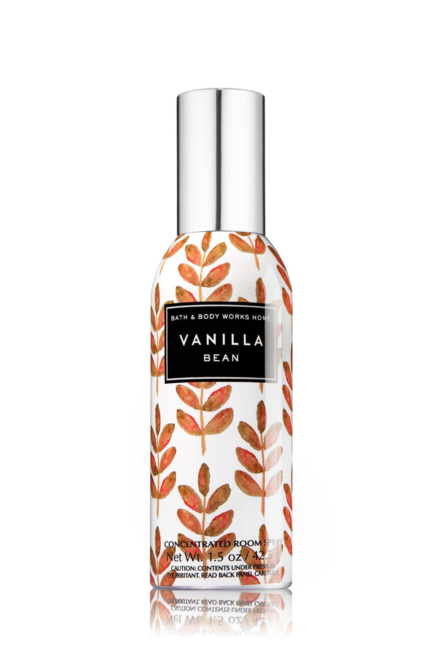 Vanilla Bean 1 5 Oz Room Perfume Home Fragrance 1037181 Bath