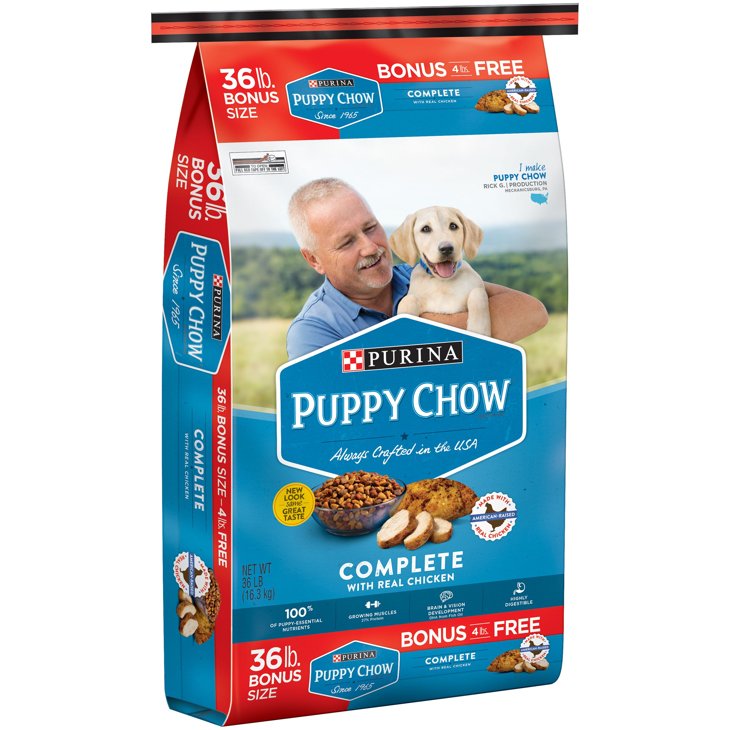 Pets Purina puppy chow