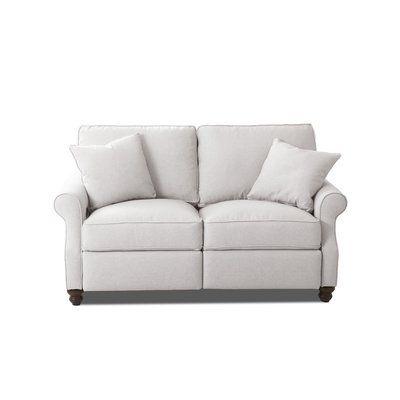 Wayfair Custom Upholstery Doug Reclining Loveseat Body