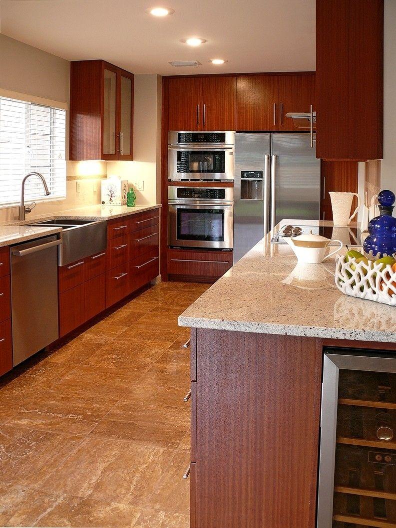 Custom Modern Mahogany Kitchen Cabinets By Natural Mystic Woodwork Custommade Com Mahogany Kitchen Wood Kitchen Cabinets Kitchen Inspiration Design
