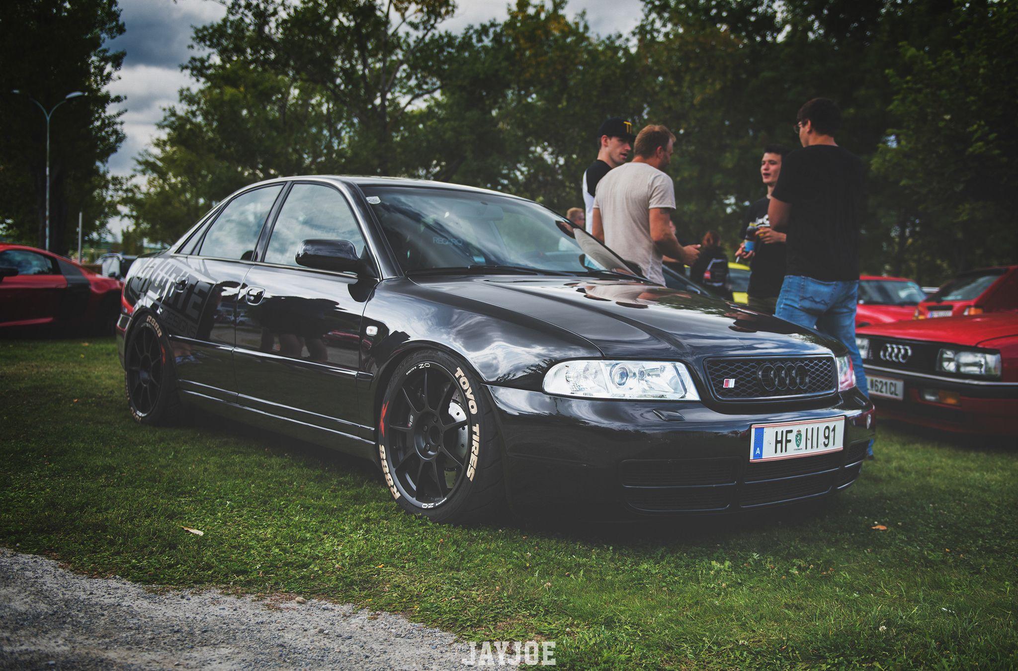 Beautiful Audi A4 B5 Stance