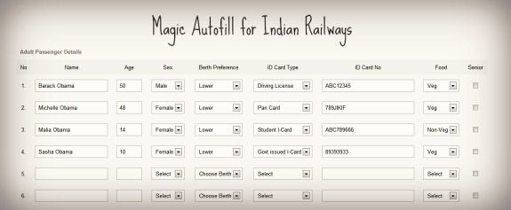 Irctc Online Railway Ticket Booking Solutions Irctc Tatkal