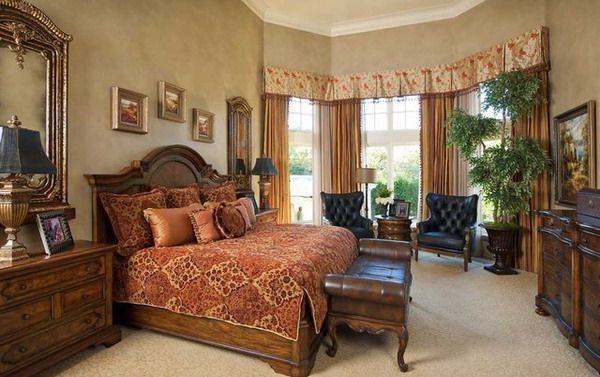 Luxurious Traditional Master Bedroom Refresh Your Mind In Luxurious Master Bedroom Decor Master Bedrooms Decor Traditional Bedroom Design Luxury Bedroom Master