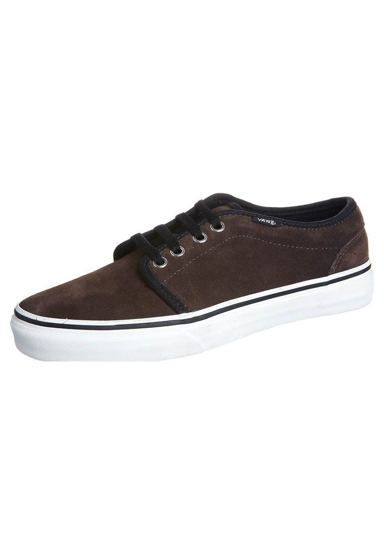 Shoes 106 Snörskor Coffeeblack Vulcanized Turkish Sportiga wwqO0H6