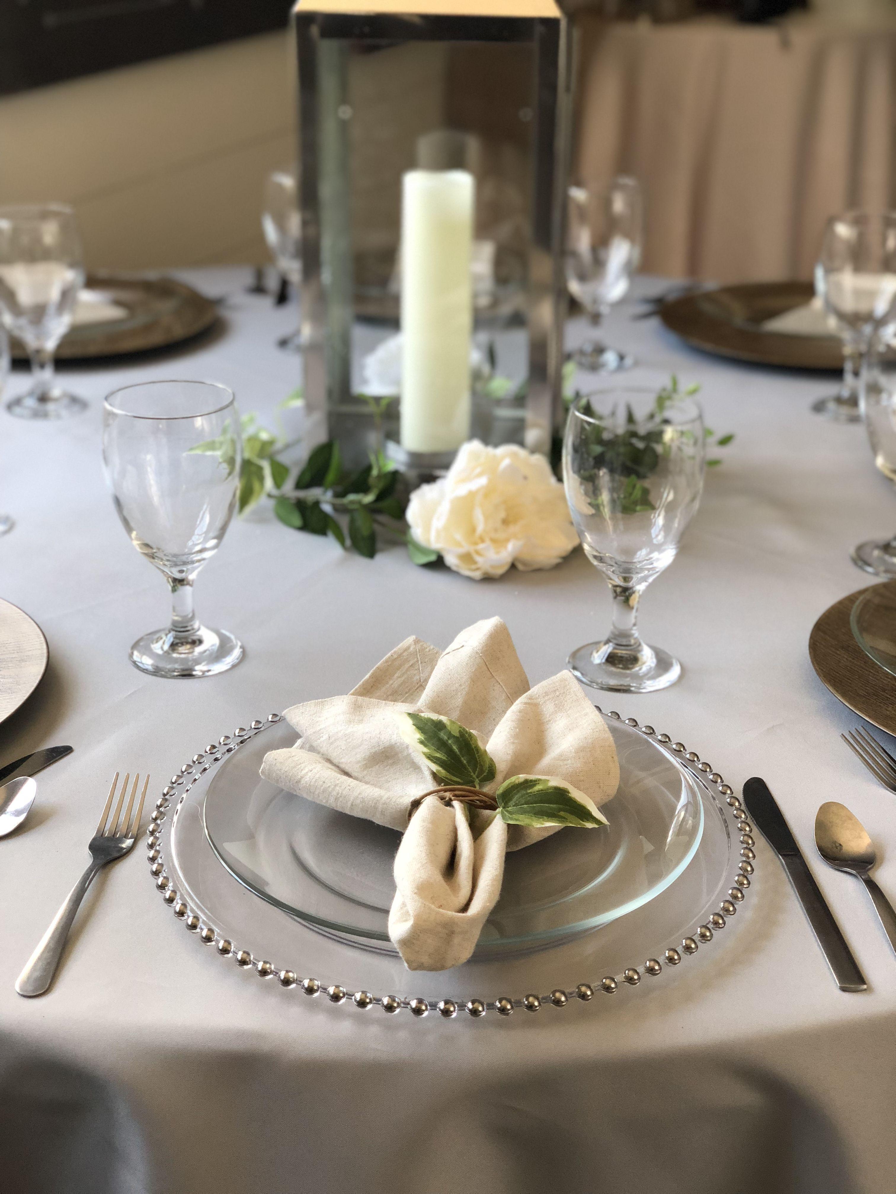 Elegant Wedding Plate Setting Wedding Plate Setting Wedding Plates Plate Sets