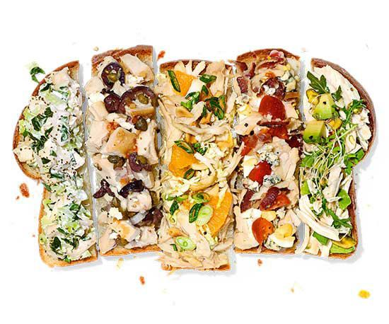 You already know that August is National Sandwich Month, but not every sandwich is created equal. According to Yahoo! Search Trend Expert Lauren Whitehouse, these four sandwiches ranked as the month's most-sought-after: chicken salad sandwich, egg salad sandwich, Reuben sandwich and Monte Cristo. But rather than your average run-of-the-mill sammie, turn things up with some [...]