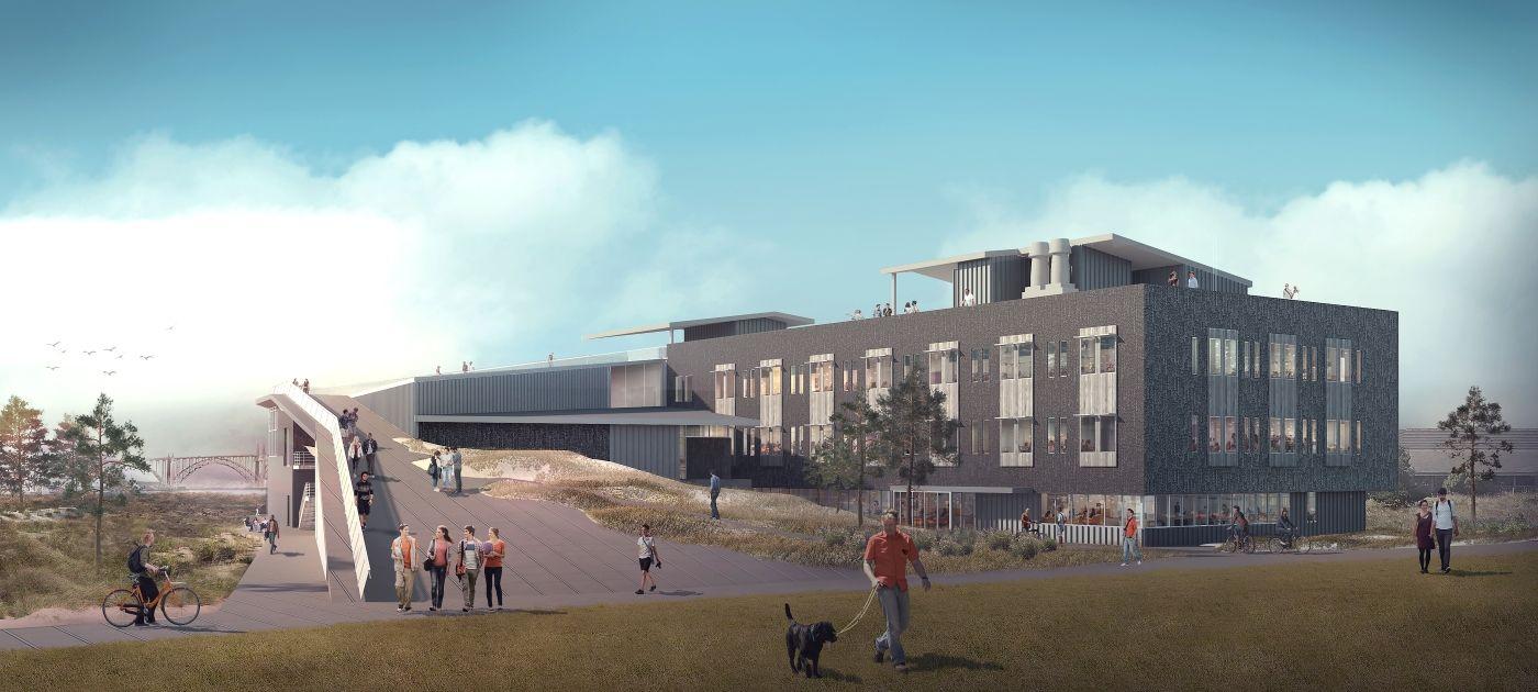 58M OSU Newport marine studies center will boost campus