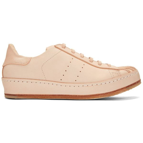 Beige Manual Industrial Products 02 Sneakers HENDER SCHEME ku7BpsI