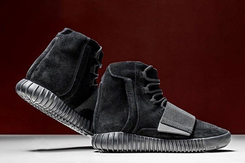 """75626d3142e5dc Just days ago we brought you the first detailed look as well as the  official release date for the adidas YEEZY Boost 750 """"Black."""" Ahead of this  weekend s ..."""