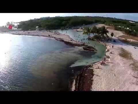Aerial drone video: Punta Esmeralda, Playa del Carmen, Q Roo, México. - FlyNRec - Aerial Video and Photo, Riviera Maya