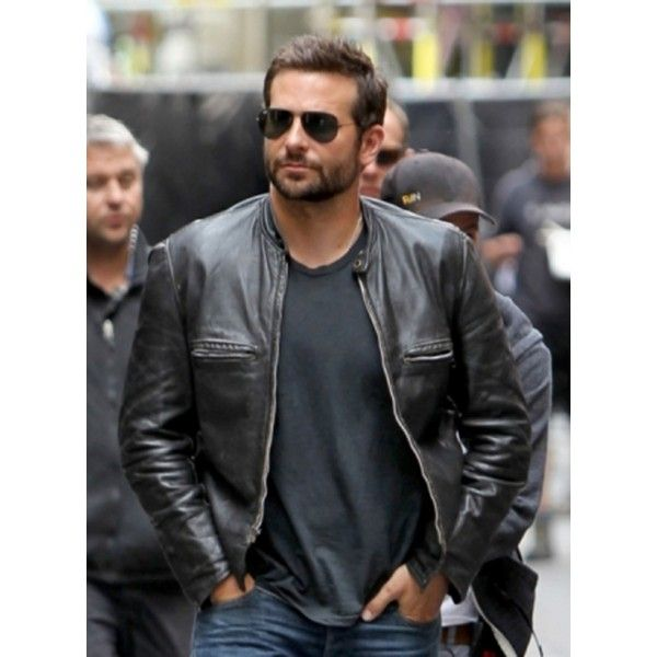 Gorgeous Stylish Hooded Leather Jacket Fashion Men