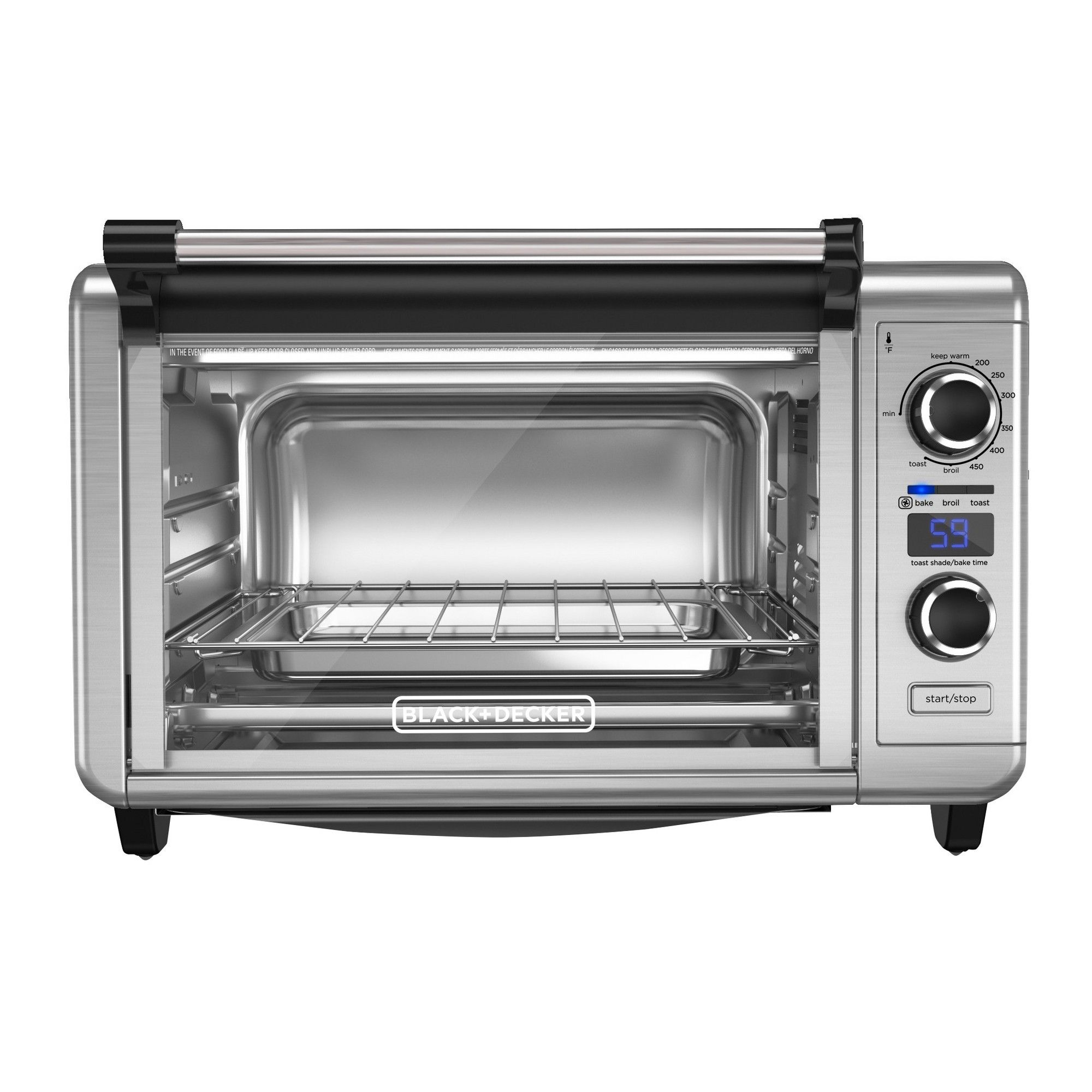 oven convection beach com breville view slice dp larger amazon hamilton toaster